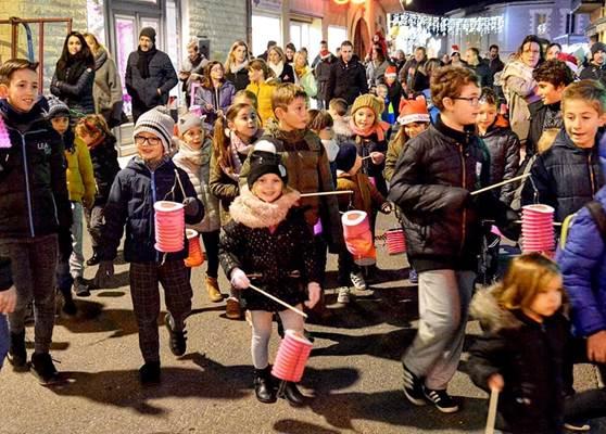 Marché de Noël à Bellegarde