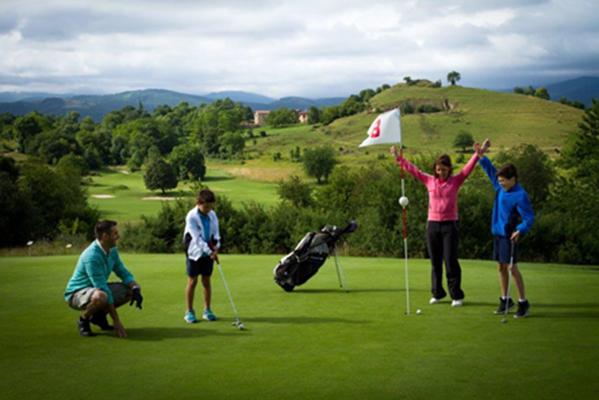 week end golf en Séronais