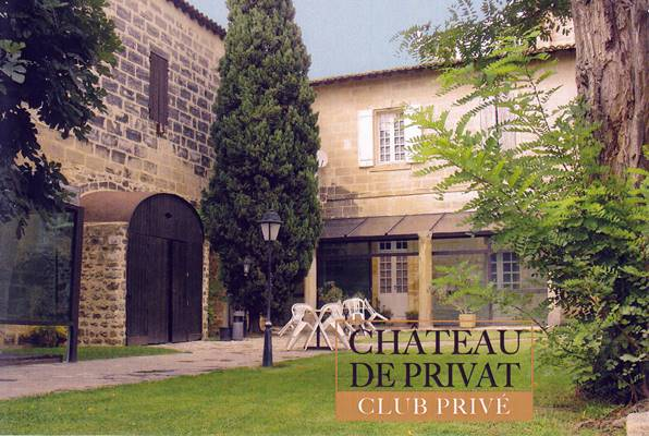 Chateau de privat