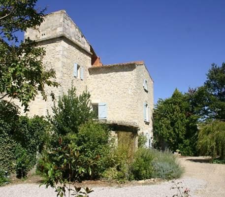 "Chambre d'hôtes ""La Rôse"" – ST GERVASY – location Gard"