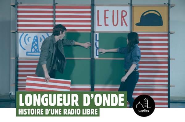 Longueur d'onde, histoire d'une radio libre - Compagnie Trois-Six-Trente