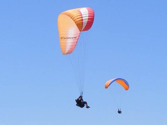 gypaetes - stage parapente