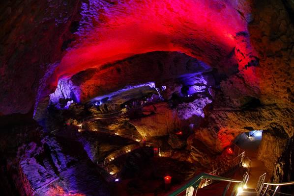 Grotte du Mas d'Azil - La visite
