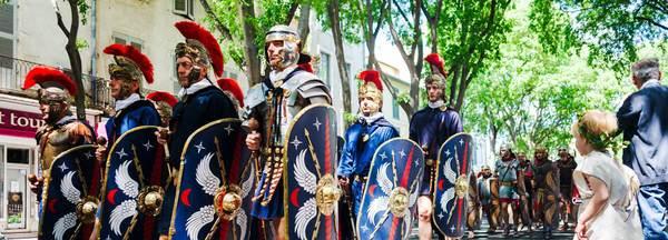 Les grands jeux romains à Nîmes