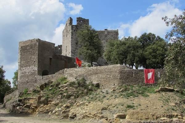 Fete médiévale du Château du Montalet