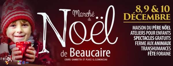 MARCHE NOEL BEAUCAIRE