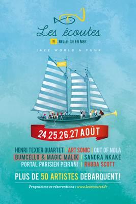 Festival Les Ecoutes de Belle-Ile en mer