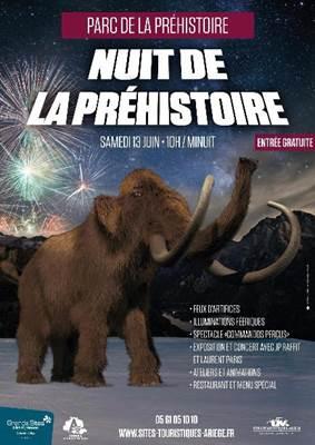 affiche 2015 nuit de la préhistoire