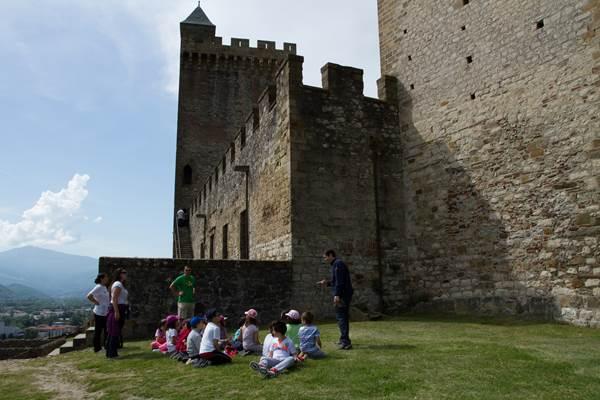 Château de Foix - scolaires