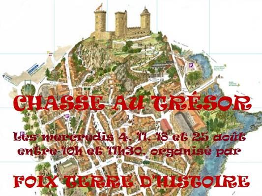Foix You Catch