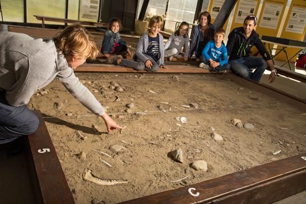 Parc de la préhistoire - Les ateliers animés