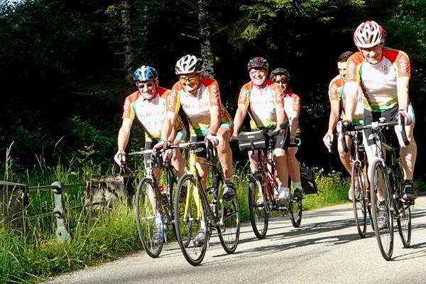 cyclotourisme en pays d'olmes autour de montségur