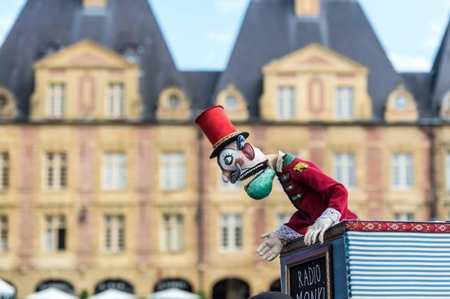 Séjour Marionnettes en Fêtes