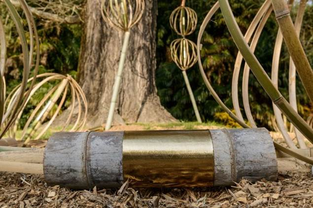 expo art et nature bambouseraie