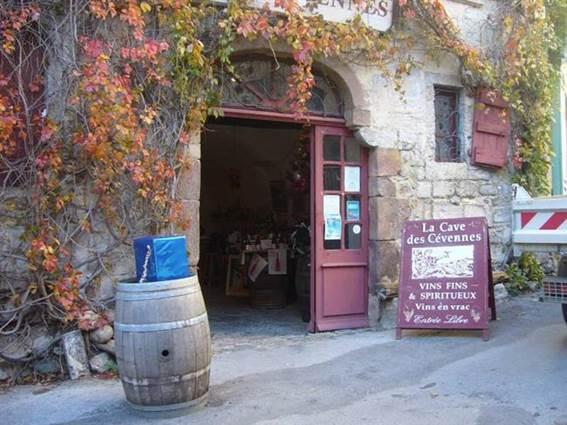 La Cave des Cévennes à Anduze vins et liqueurs