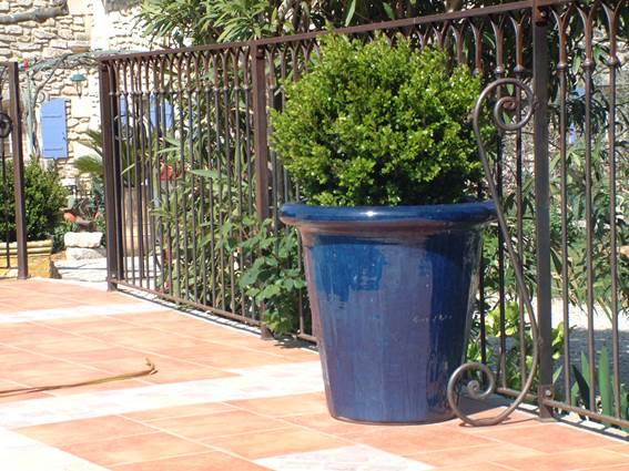 Vase d'Anduze Terre d'Anduze