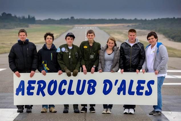 Aéroclub d'Alès et des Cévennes - L'équipe - Deaux