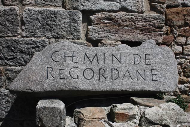 Voie Régordane - Portes