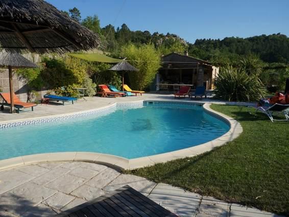 chambre d hote mas suejol anduze piscine