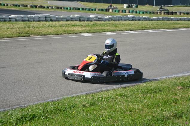 Pole méca karting - 01