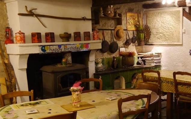 Restaurant du Gîte d'Etape Anduze en Cévennes