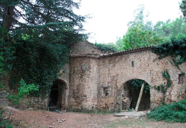 Château de St Jean du Pin - crédit : CC BY-SA 3.0