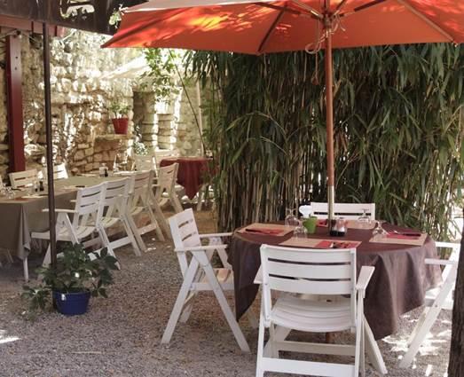 Restaurant Les Jardins d'Eté
