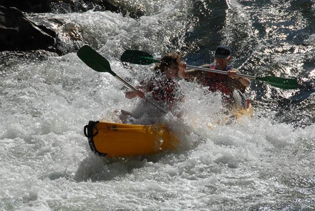 viking bateaux canoë gorges ardeche