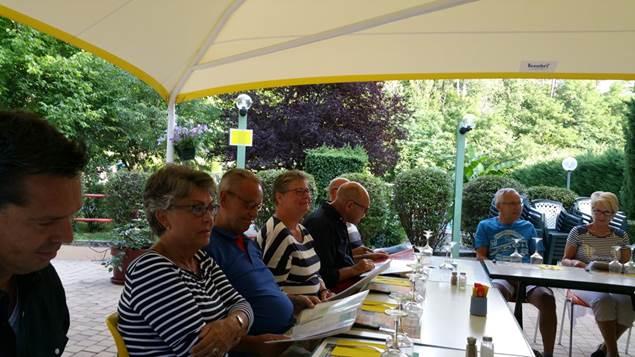 Restaurant Camping Les Sources ST JEAN DU GARD