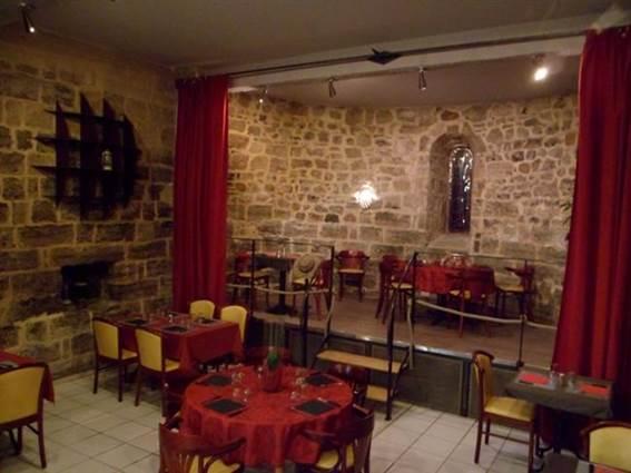 Restaurant L'Escapade concertes soirées à theme