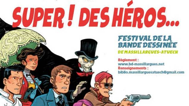15e Festival BD - MASSILLARGUES ATUECH