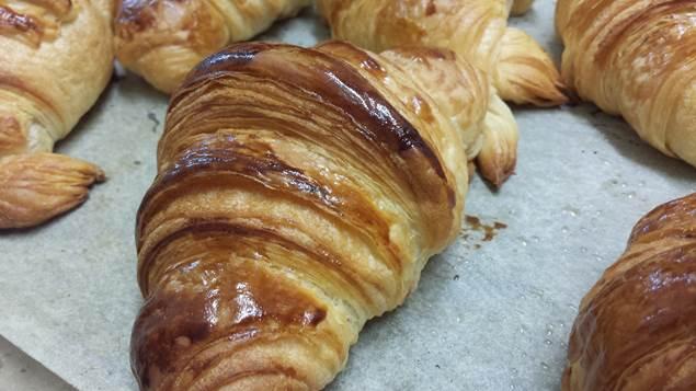 Au Petit Bonheur croissants