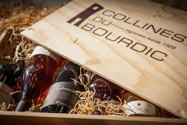 Notre gamme La Rabassiere- vins AOP Duche d'Uzes