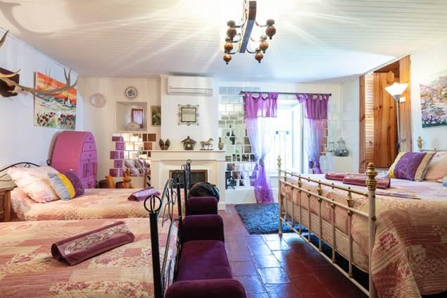 le Portel des Arnaud - DURFORT (Gard)-photo aspheries chambre famille