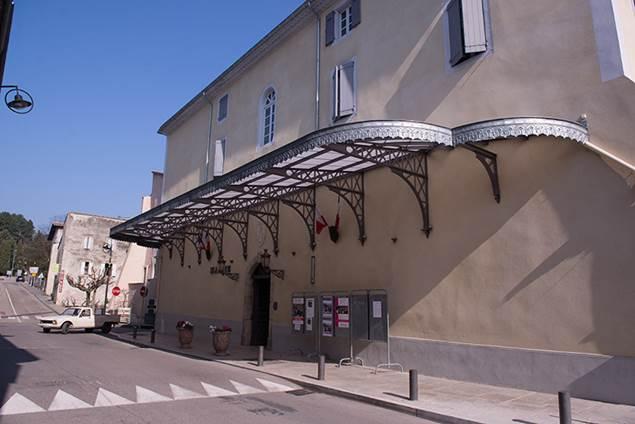 Mairie de Saint Jean du Gard