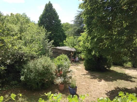 Ecogîte en Cévennes, le jardin du Mas Novis