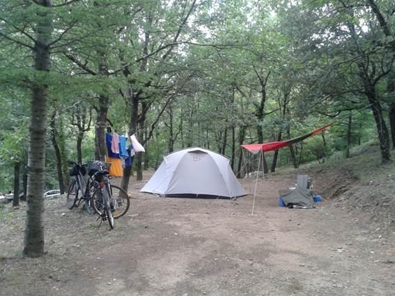 camping Les Hauts de Labahou 1
