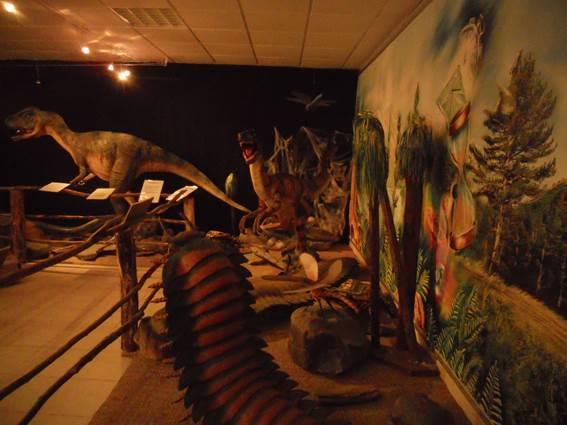 forêt fossile de champclauson