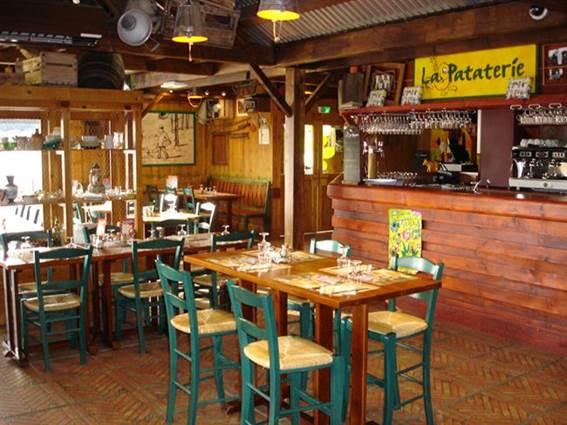 Restaurant La Pataterie Alès
