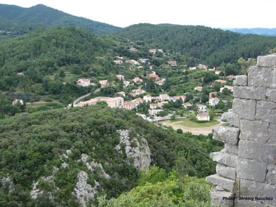 Saint-Jean-du-Pin_depuis_les_ruines_du_Castellas_de_Soucanton_©JBouchez