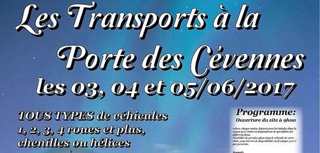 Les Transports à la Porte des Cévennes ANDUZE