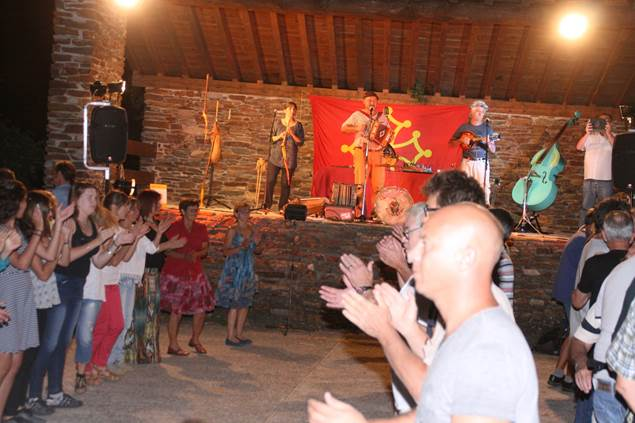 comité de restauration de l'église de sénéchas