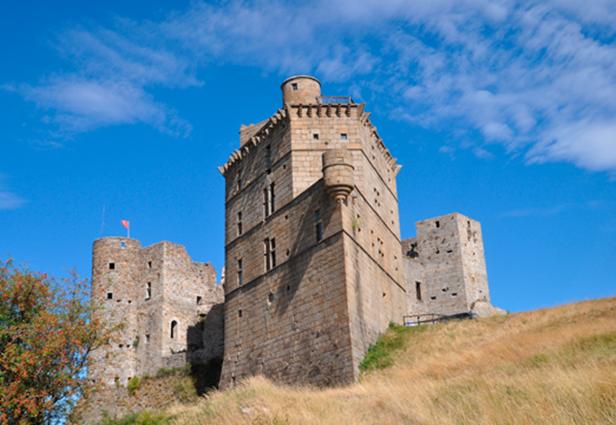 Portes - Château