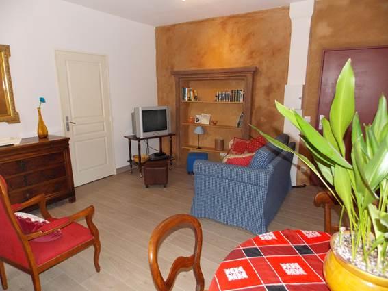 Appartement de tourisme solidaire - LEZAN