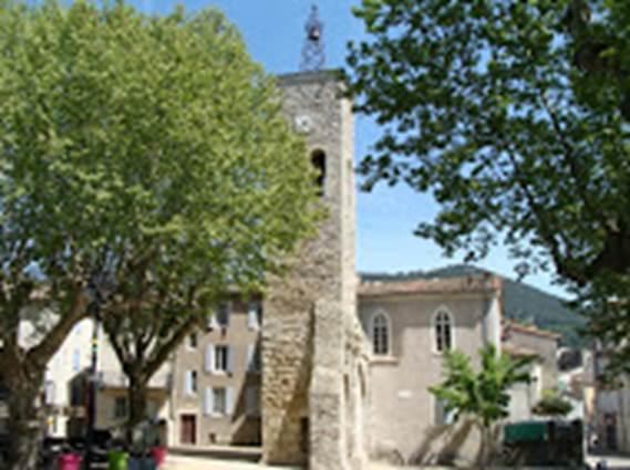 Visite guidée de Saint Jean du Gard tour de l'horloge