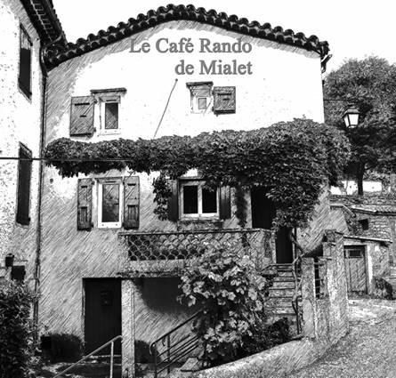 Le Cafe Rando De Mialet - MIALET
