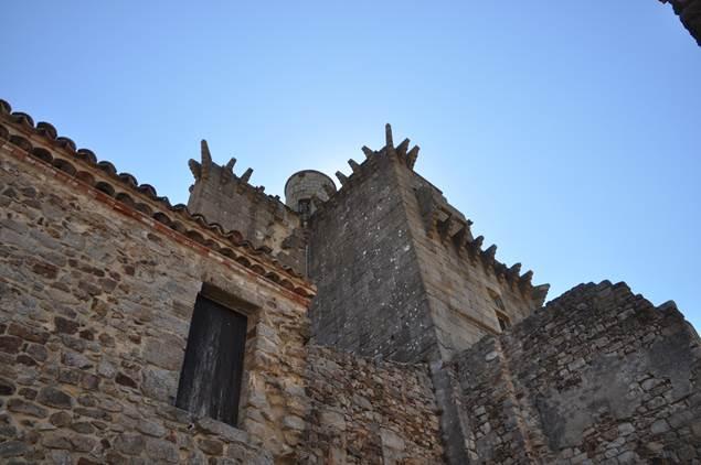 Visite guidée chateau de portes