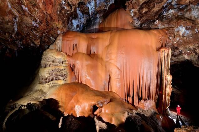 Grotte De Clamouse - ST JEAN DE FOS