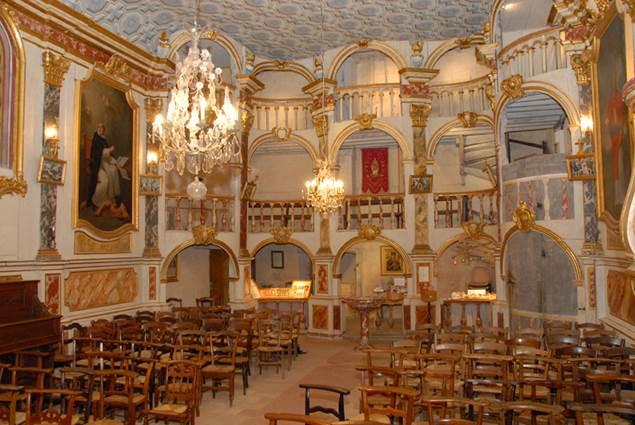 Eglise Lachapelle