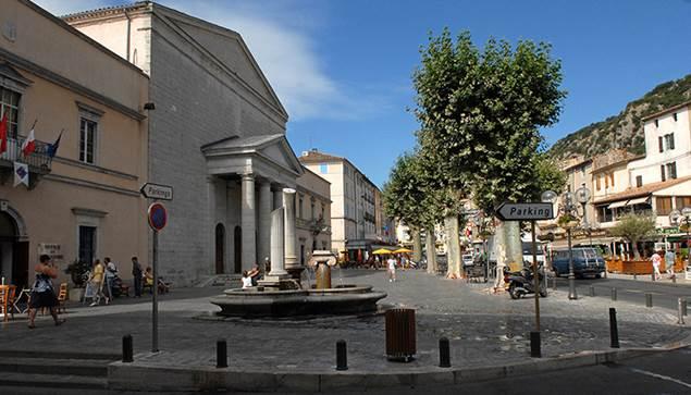 Place d'Anduze